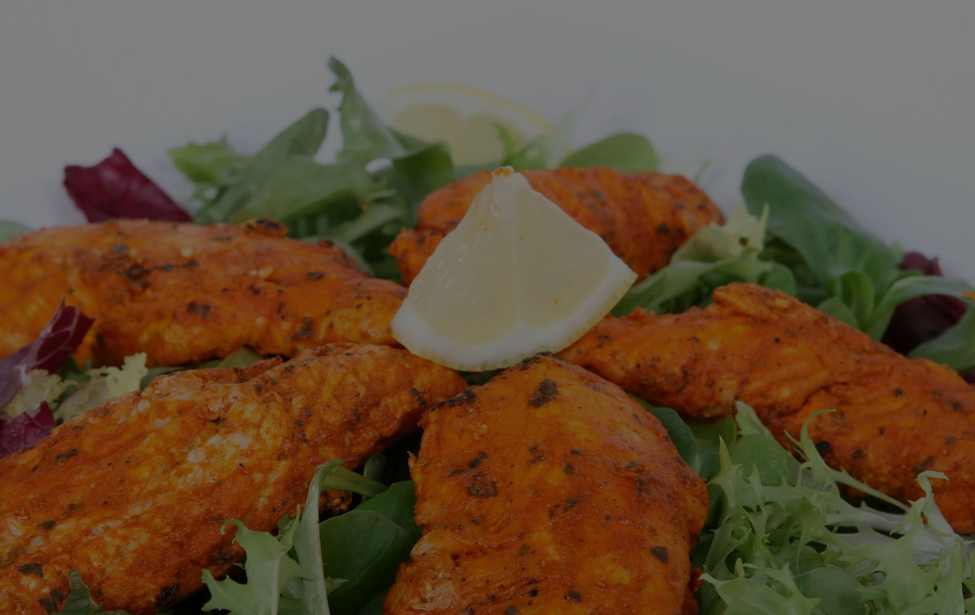 Takeaway Tikka Dishes